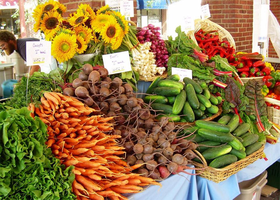 Image of Farmers Market produce