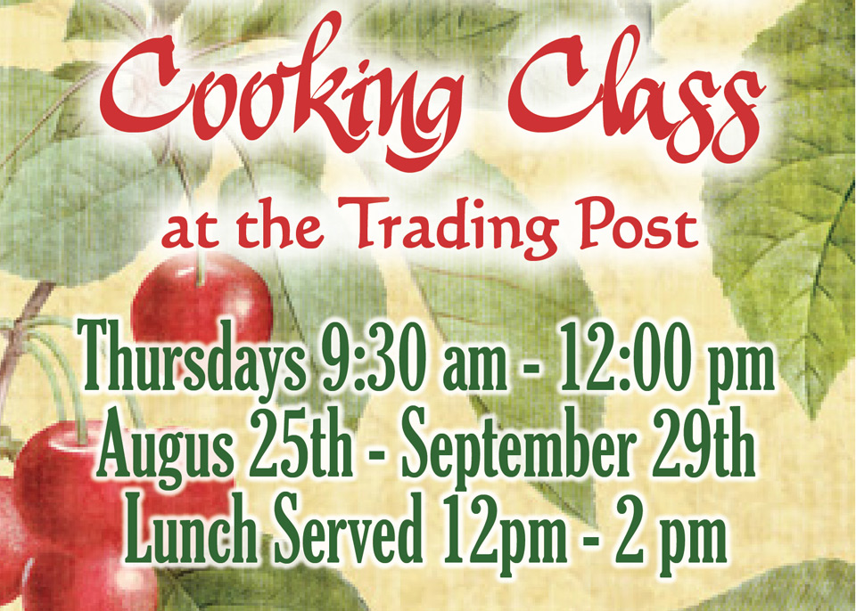 Cooking class image