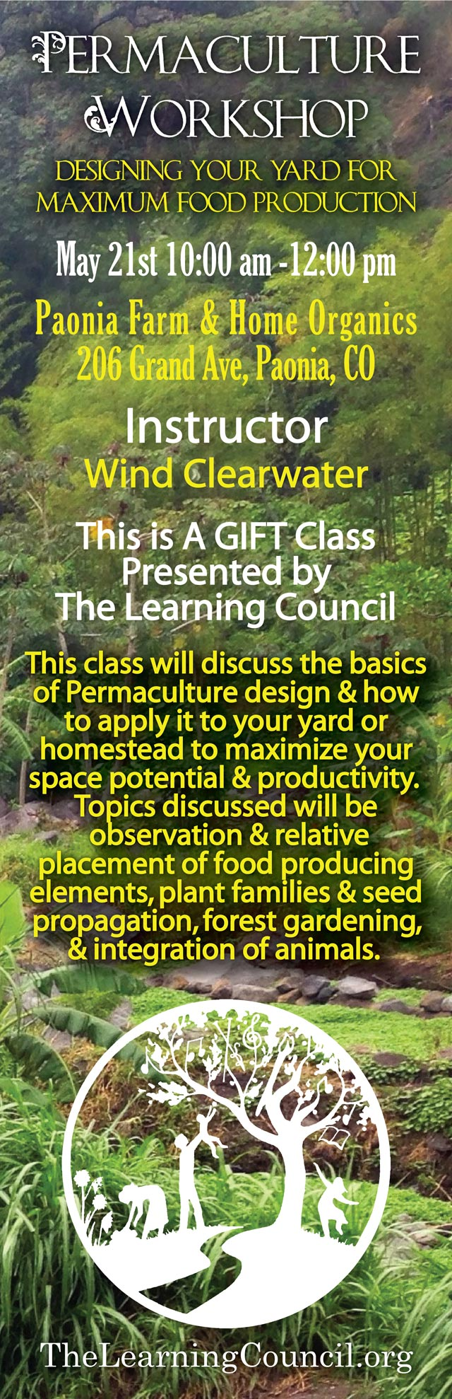 Permaculture poster