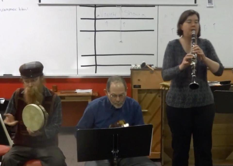 Music Outreach Workshop – Hotchkiss