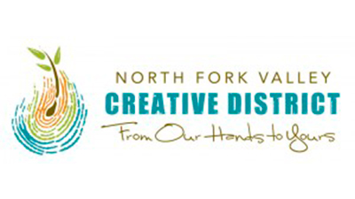 North Fork Valley Creative District logo