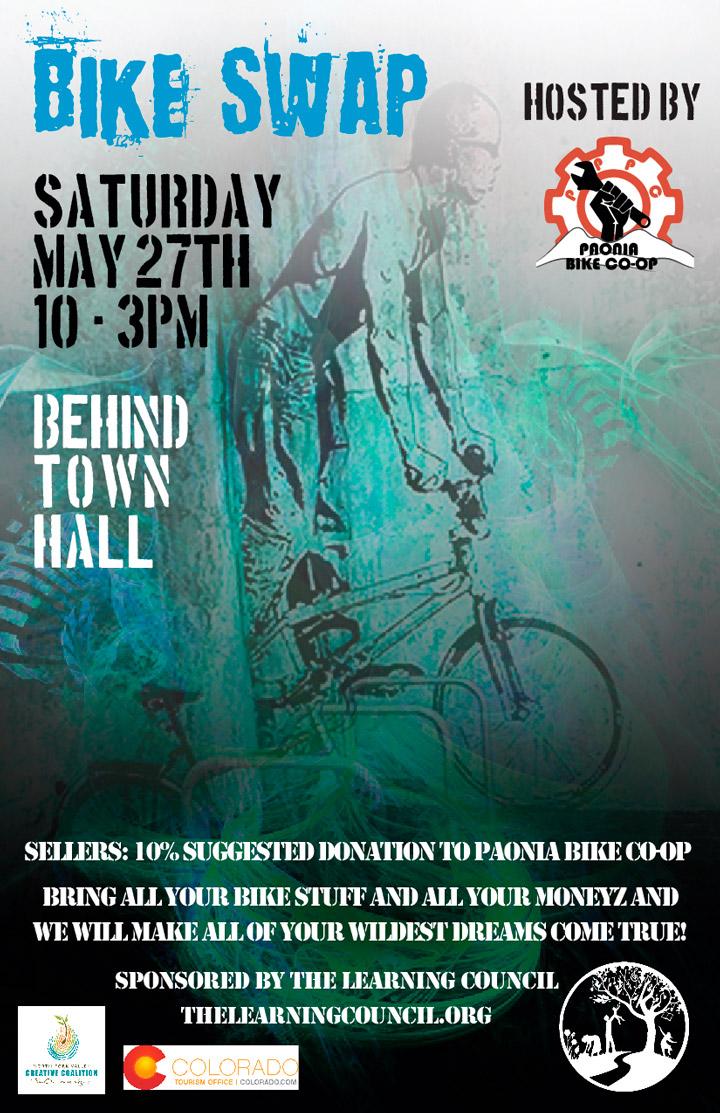 2017 Bike Swap poster