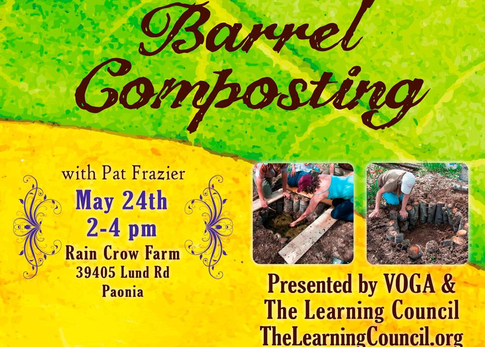 Barrel Composting