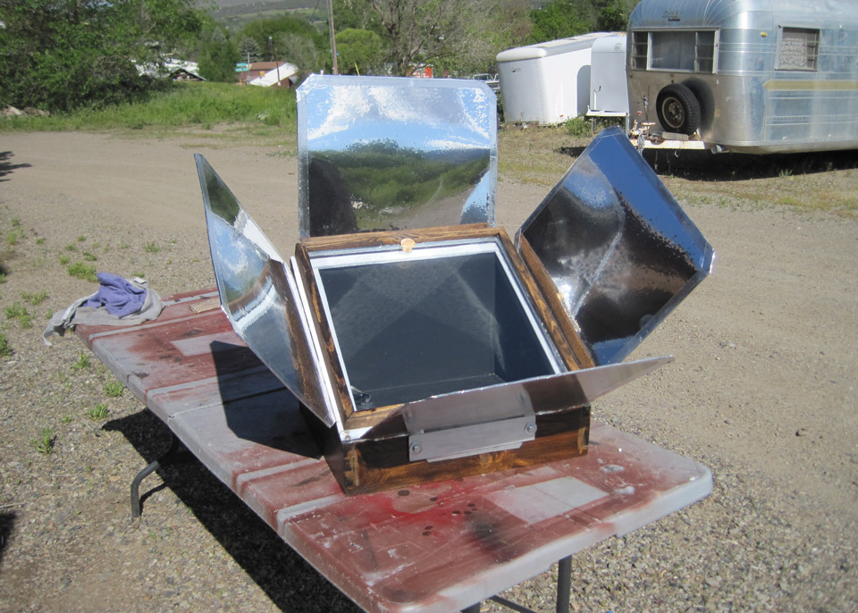 Solar Cooker image