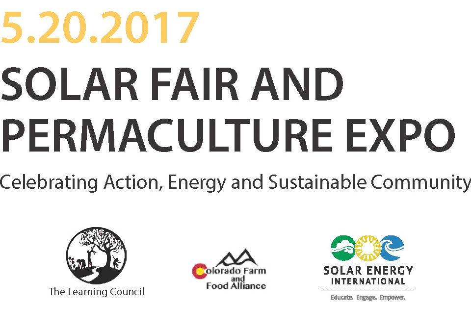 Solar Fair 2017