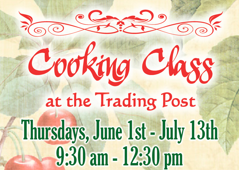 Cooking Class in June featured image
