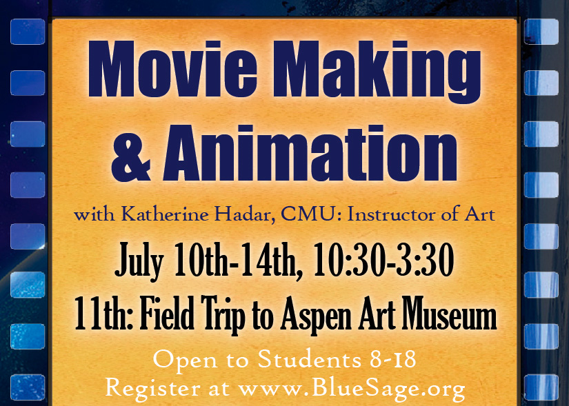 Movie Making and Animation