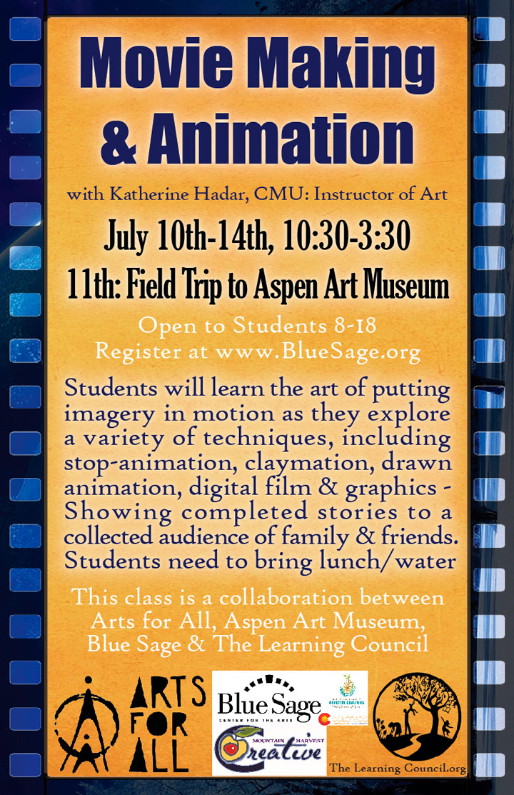 Movie Making and Animation poster