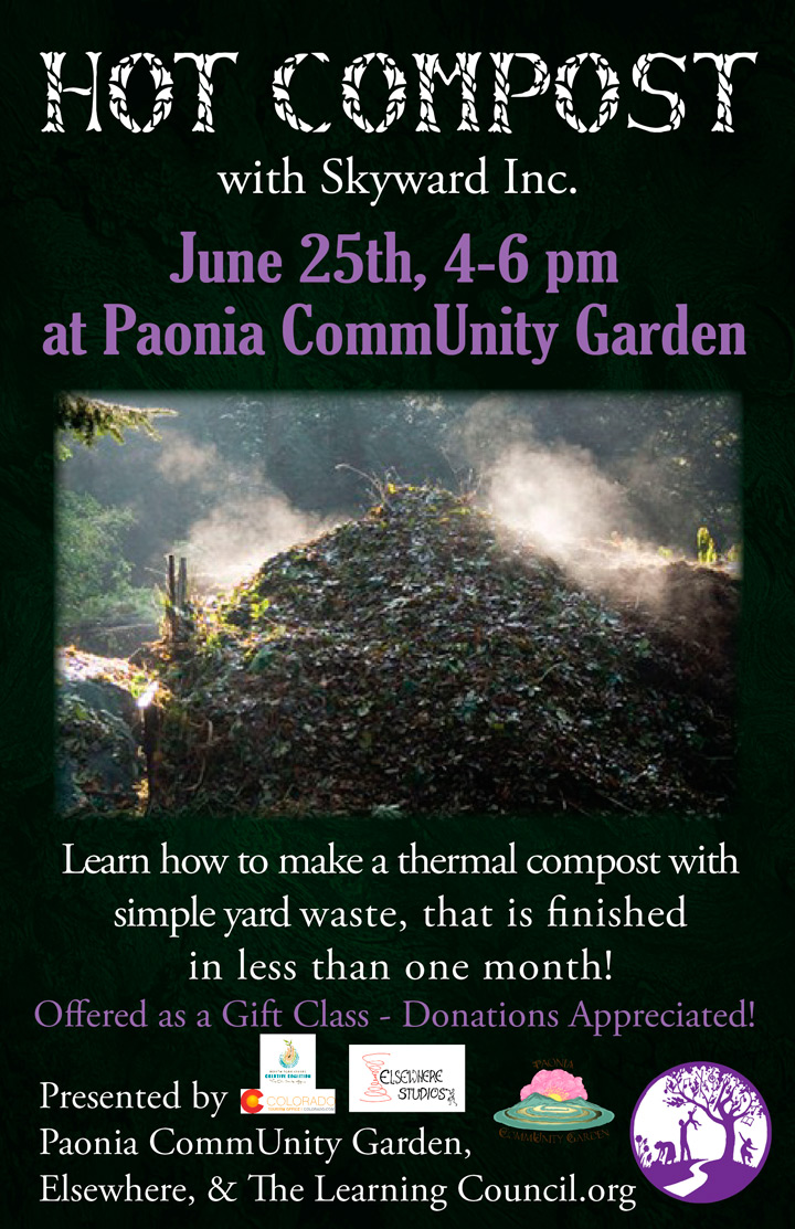 Hot Compost poster
