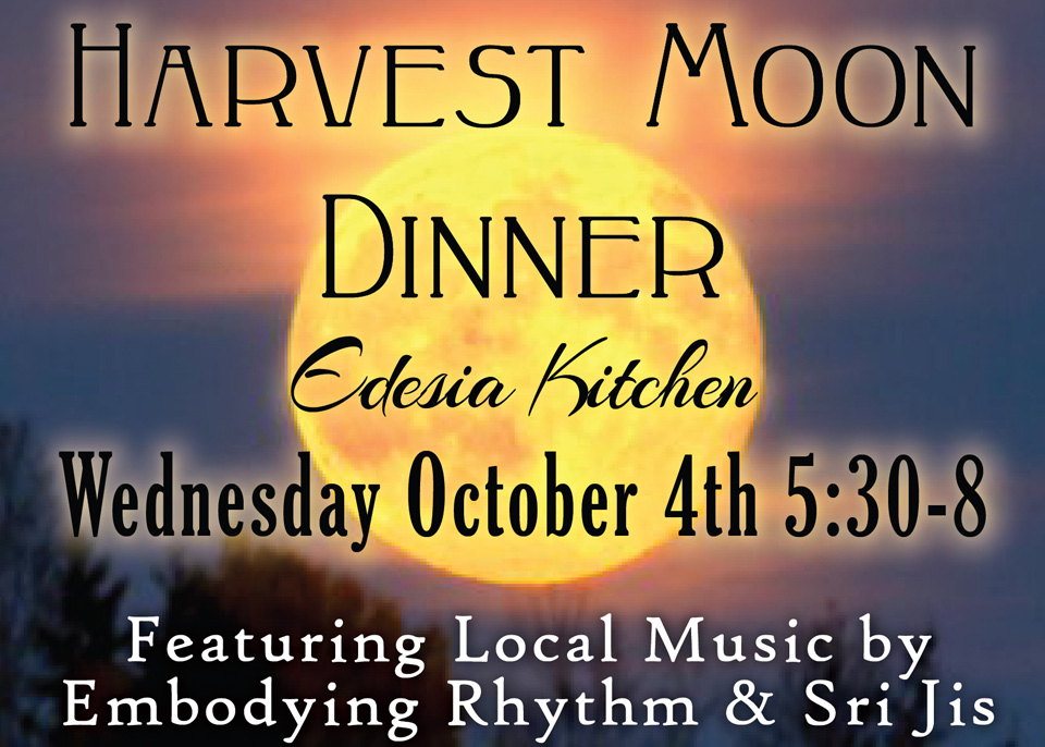 Harvest Moon Dinner featured image