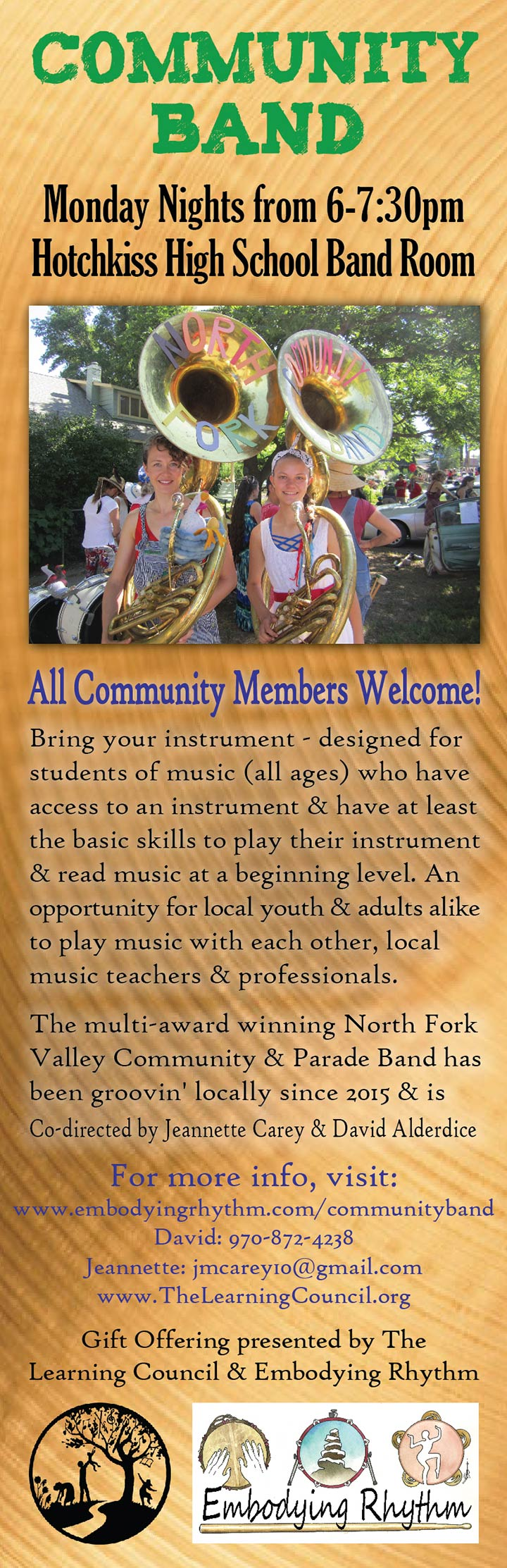 Community Band image