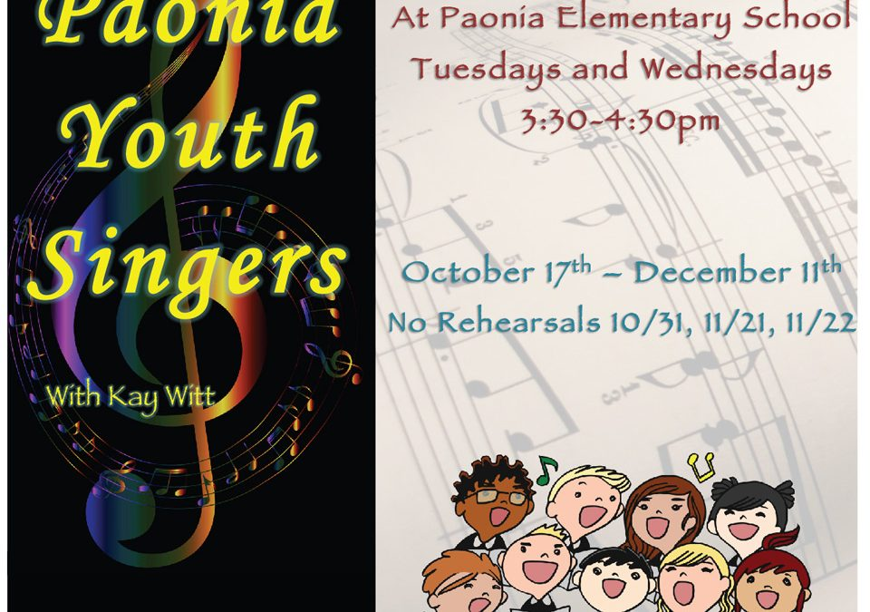 Paonia Youth Singers