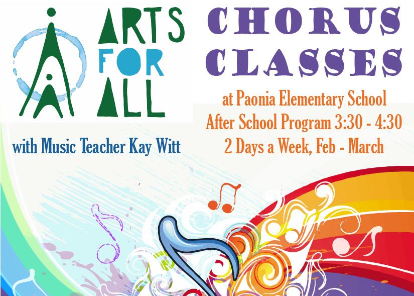 Chorus Classes
