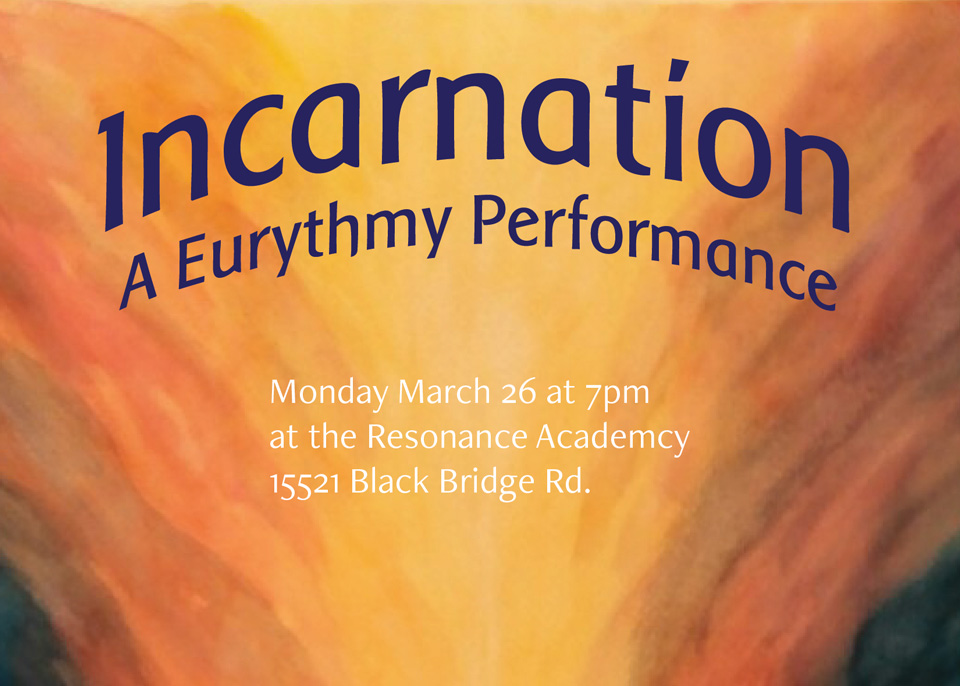 Incarnation – Eurythmy Performance