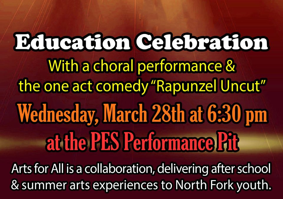 Arts For All – Education Celebration