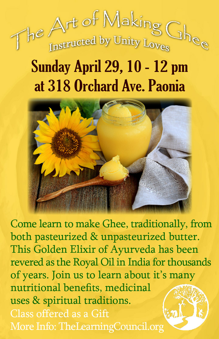 The Art of Making Ghee poster