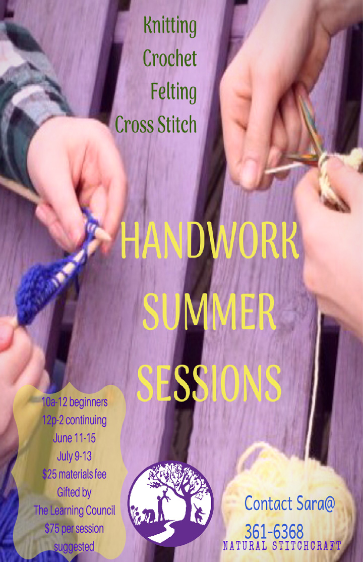 Handwork poster
