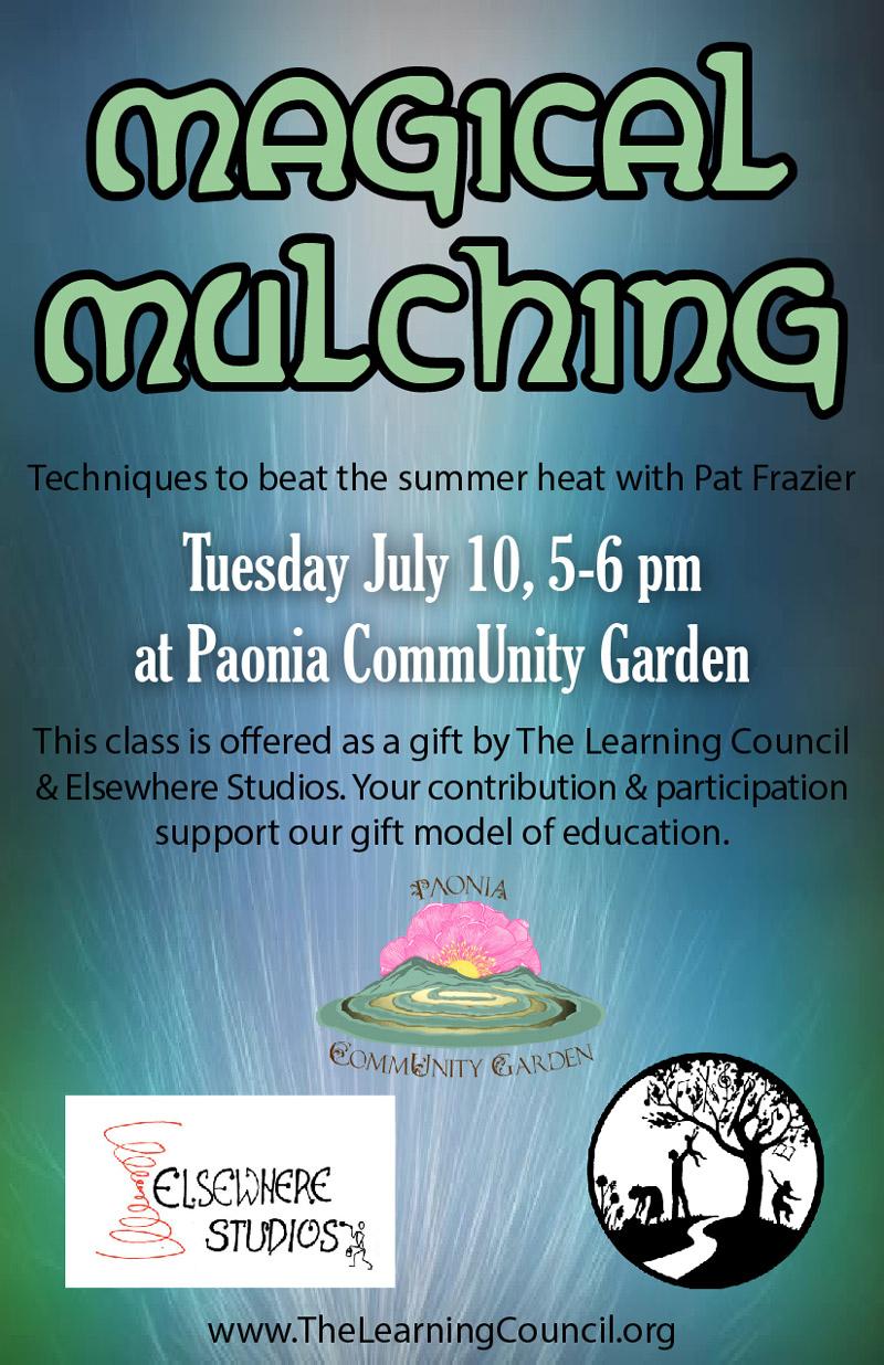 Magical Mulching poster