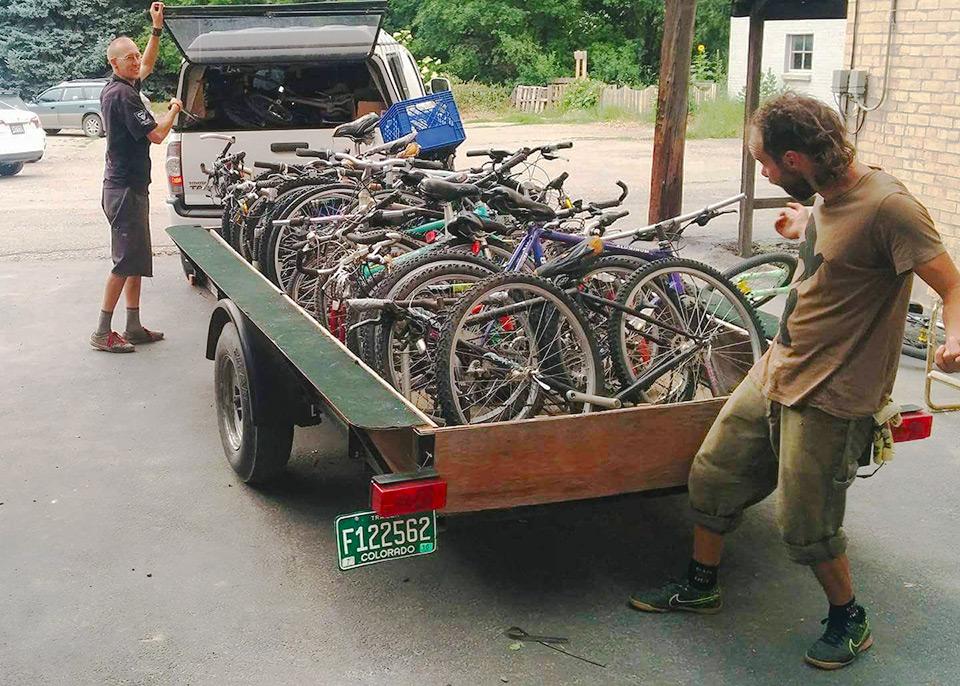 Image of PPPC bikes