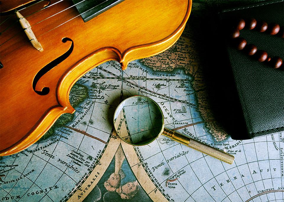 Image of world music