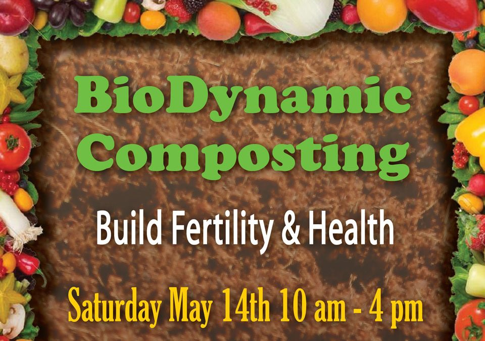 2016 Biodynamic Composting Workshop