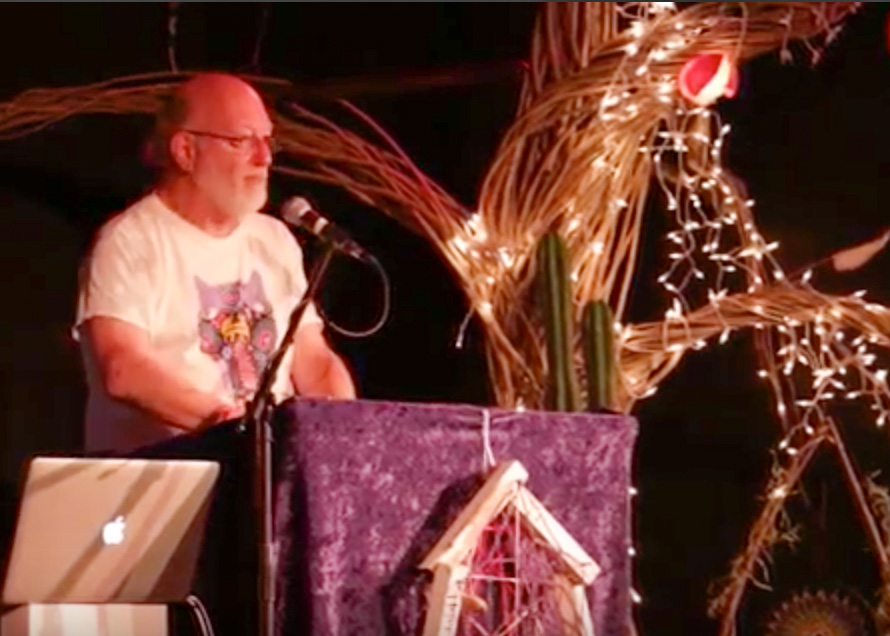 Image of Dennis McKenna keynote speaker
