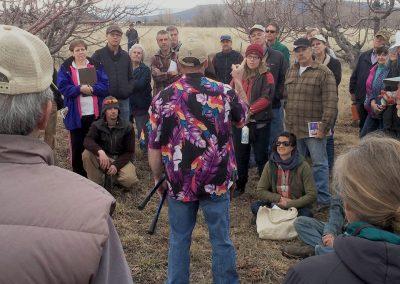Tree Pruning Workshop attendees Image