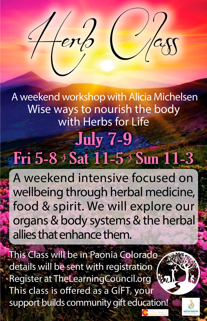 Herbs for Life poster