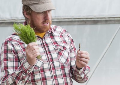 Image of Regenerative Agriculture class - Lloyd Nelson