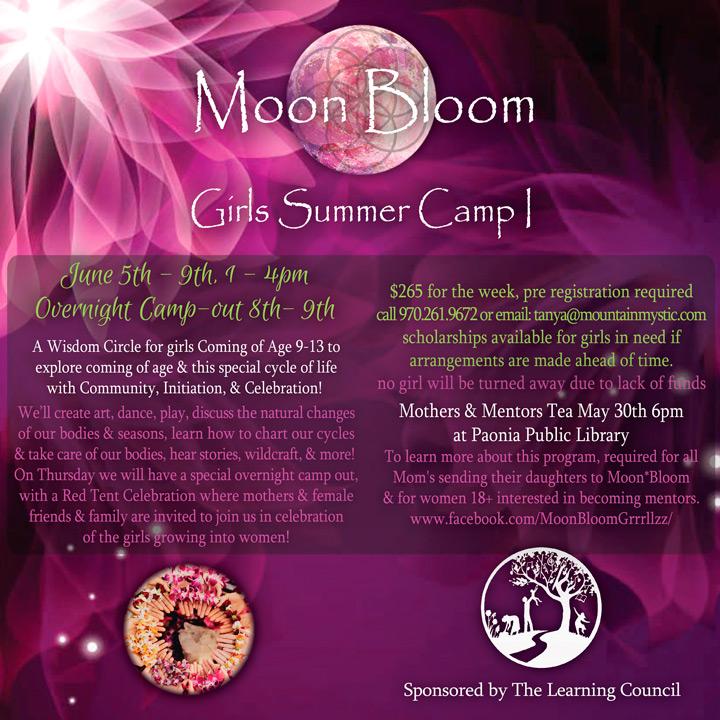 Moon Bloom poster