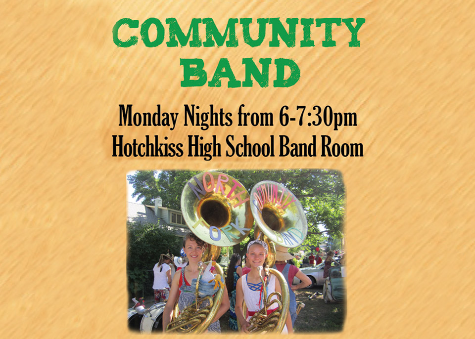 Community Band featured image