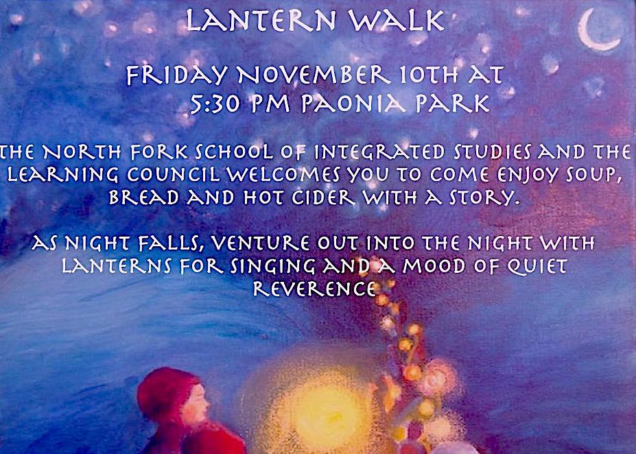 Lantern Walk