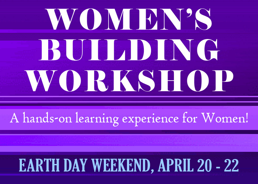 Women's Building Workshop