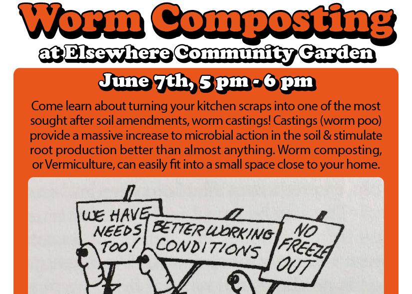 Worm Composting