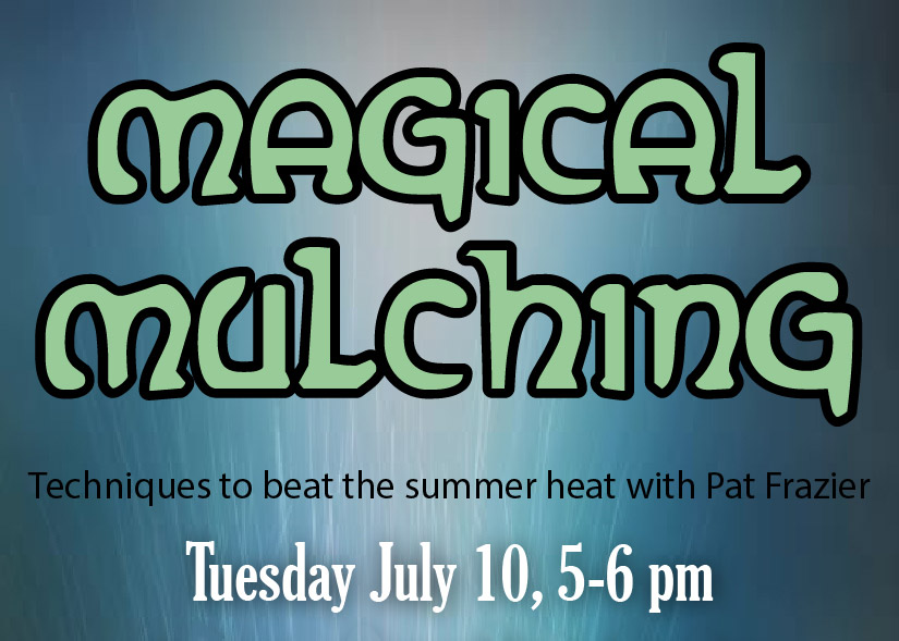 Magical Mulching