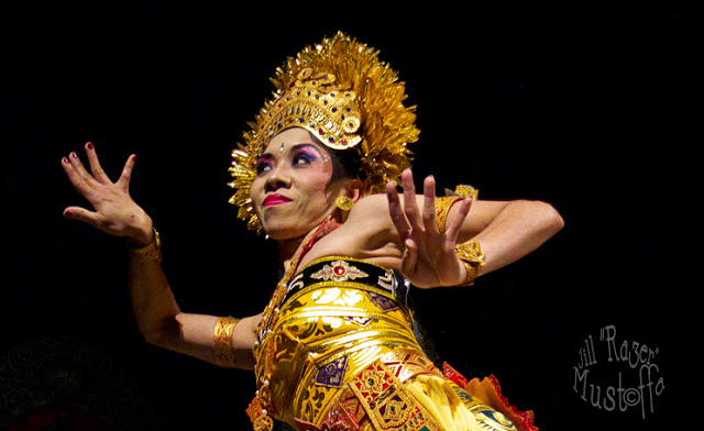 Gamelan Angklung Music Workshop dancer image