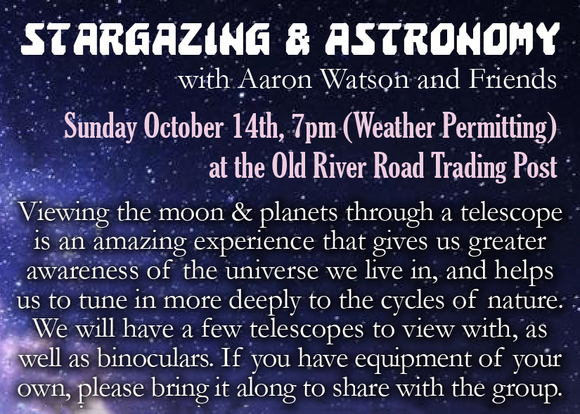 Stargazing and Astronomy