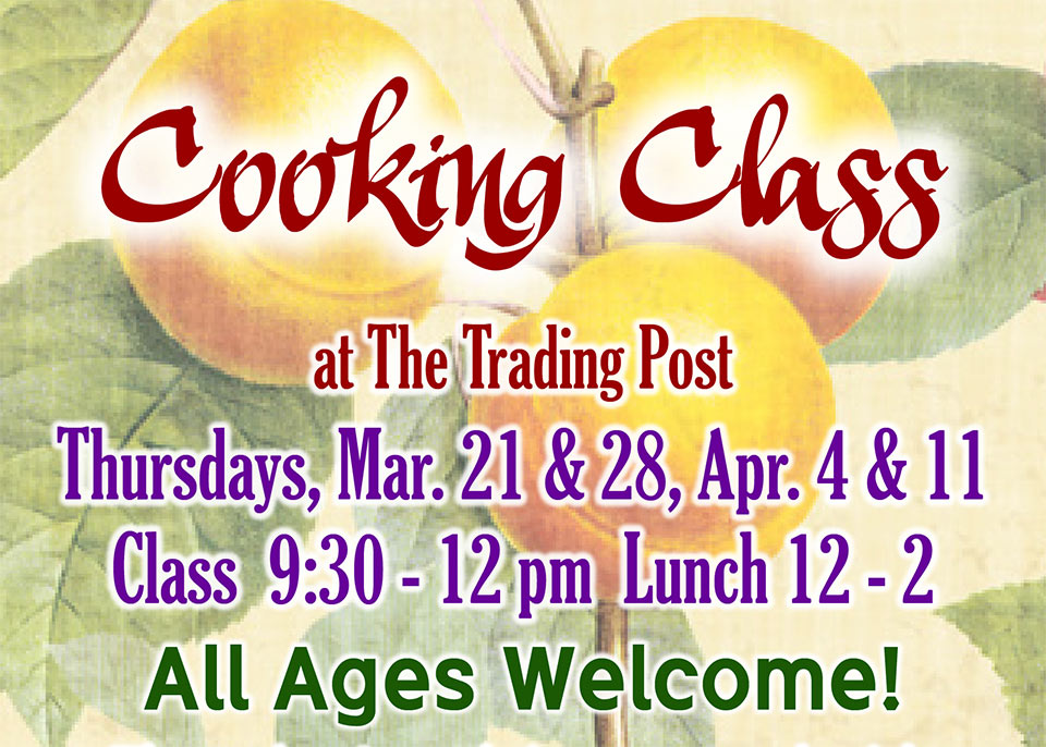 Spring Cooking Class featured image