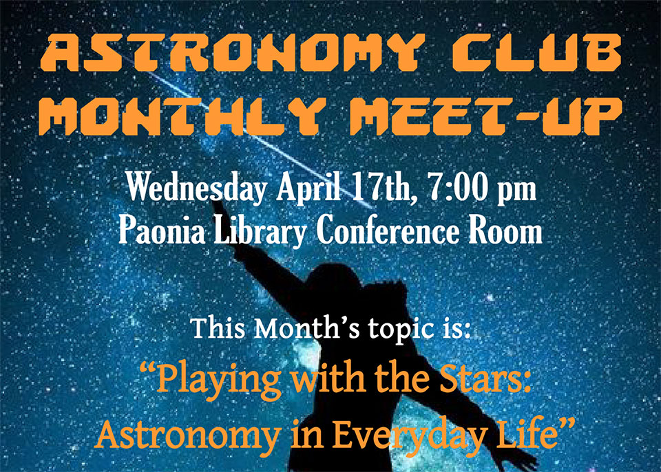 Astronomy Club featured image