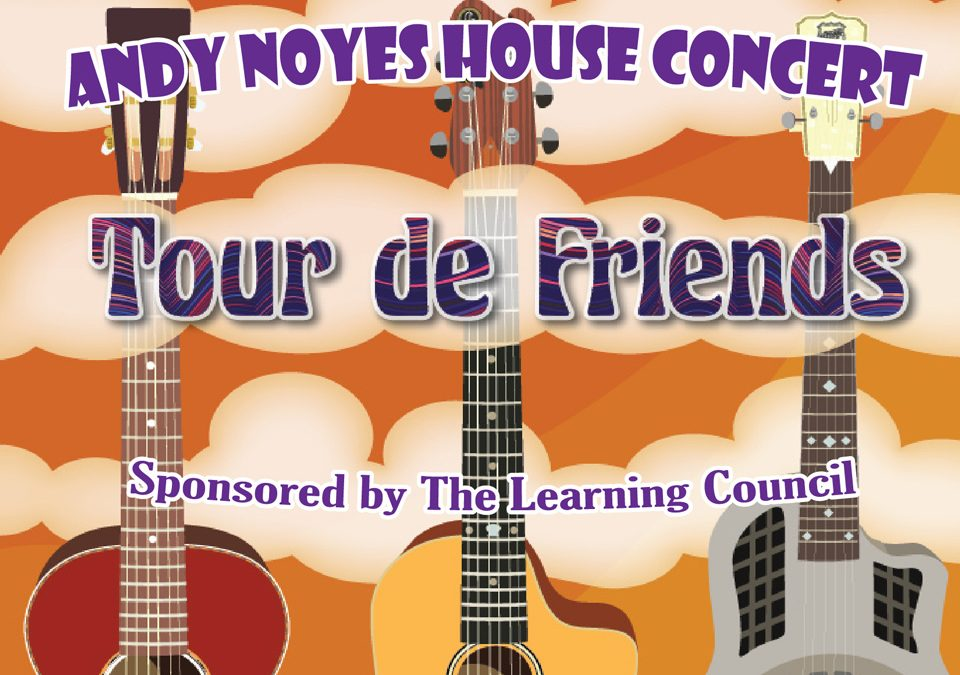 Andy Noyes House Concert