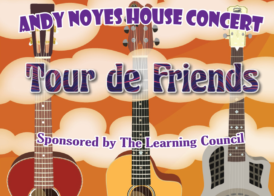 Andy Noyes House Concert featured image