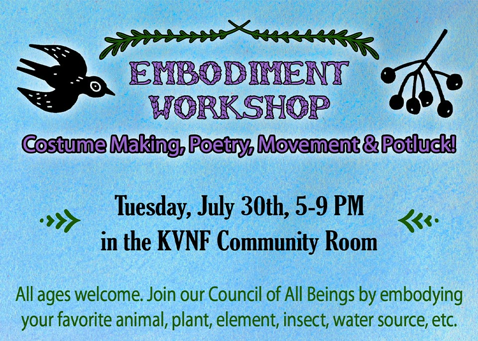 Embodiment Workshop featured image