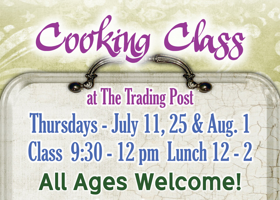 Summer Cooking Class featured image