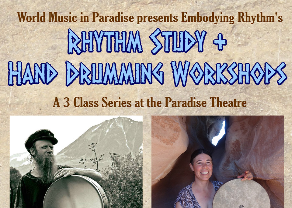 Drumming Workshops featured image