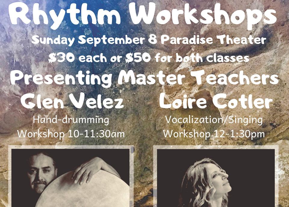 Rhythm Workshops