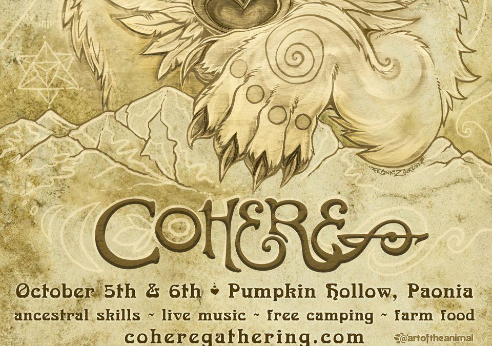 Cohere Festival with Gabriel Fara Tolno