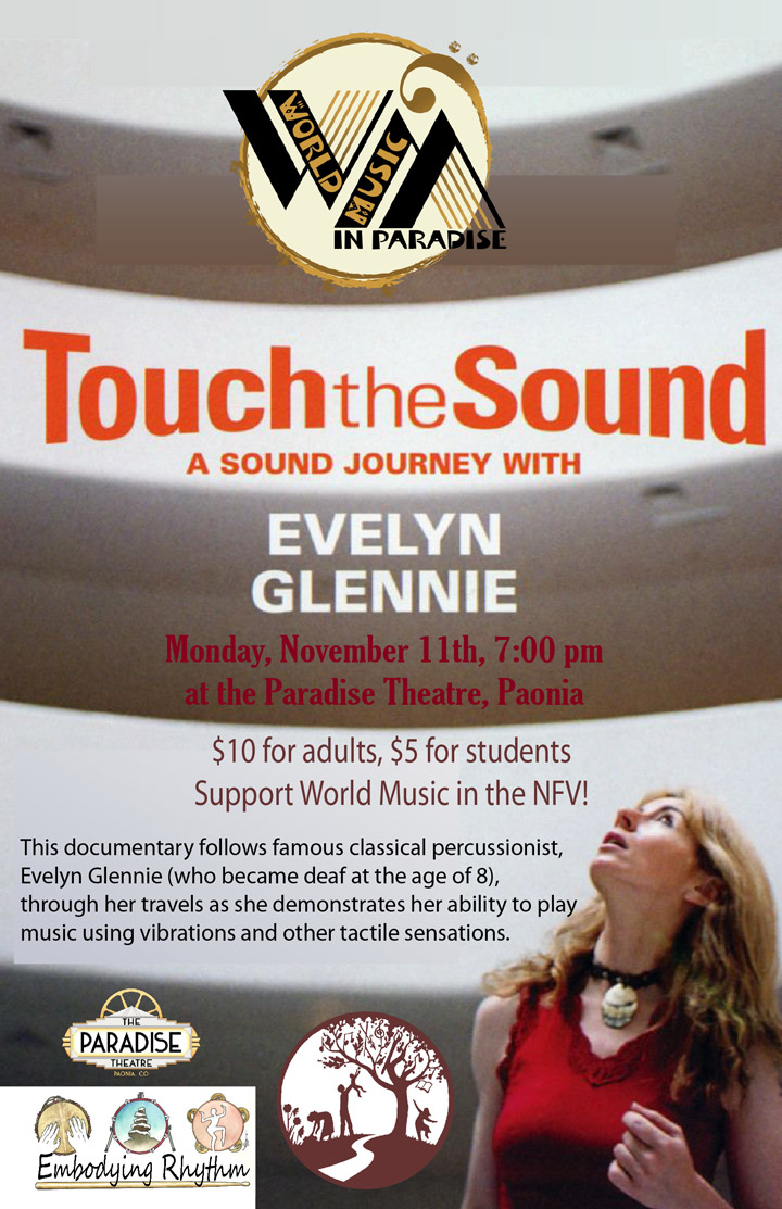 Touch the Sound poster