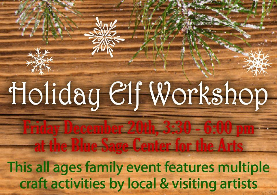 Holiday Elf Workshop