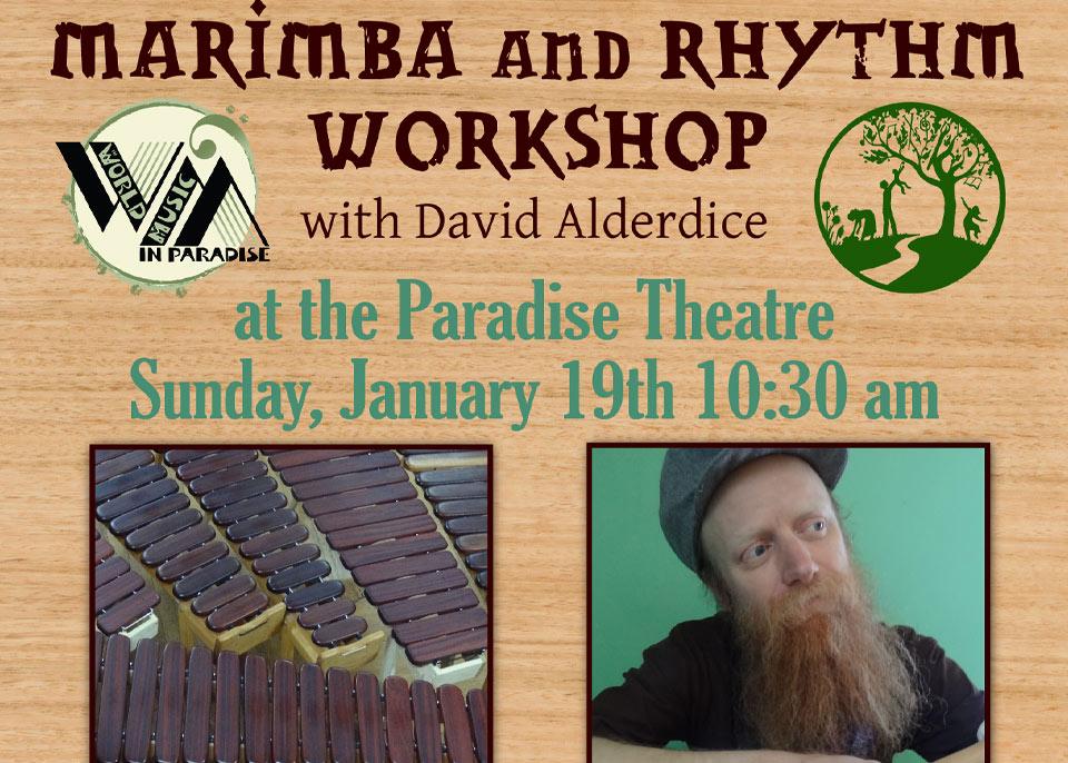 Marimba and Rhythm Workshop