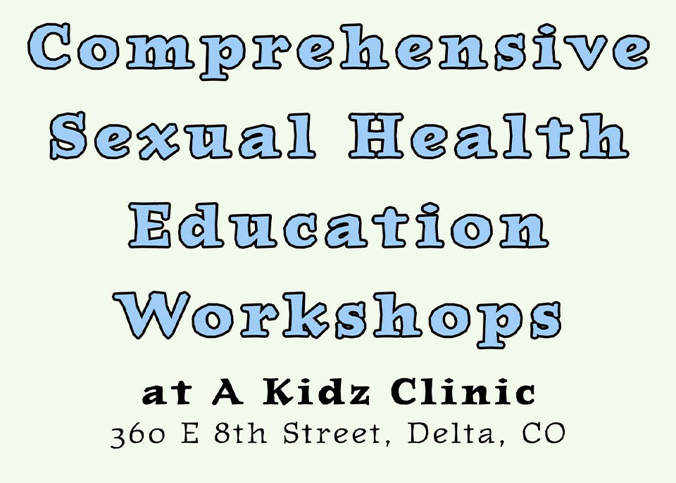 Comprehensive Sexual Health Education Workshops
